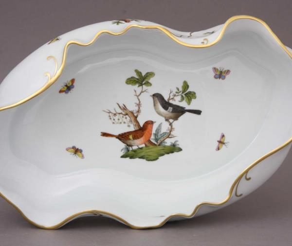Jardienne - Decor Bowl - Rothschild Bird