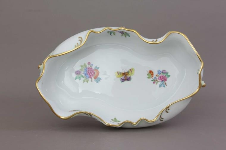 Herend Jardienne - Decor Bowl - Queen Victoria Min