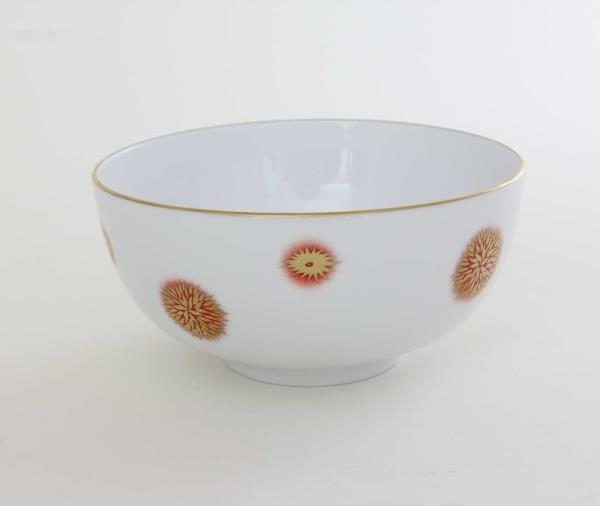 Small Oriental Bowl - Universe Rose Gold