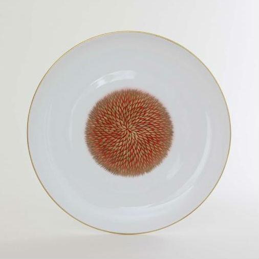 Dessert Plate - Universe Rose Gold