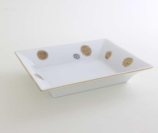 Jewellery Plate - Black Phoenix