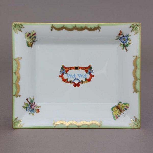 Package of Logo on Dinner Plate and FODOS+VBO Jewellery Plates