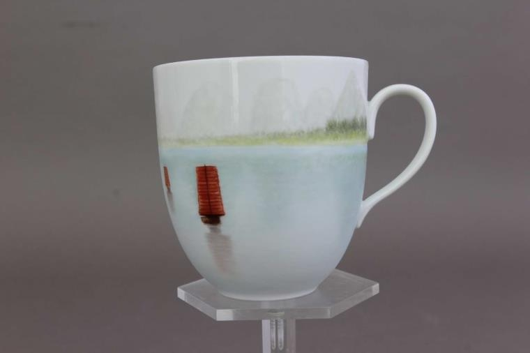 Herend TERRE Mug - Limited Edition to 500 pcs.