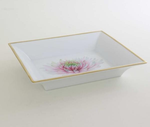 Jewellery Plate - Herbal Flower3 - Limited Edition to 100 pcs.