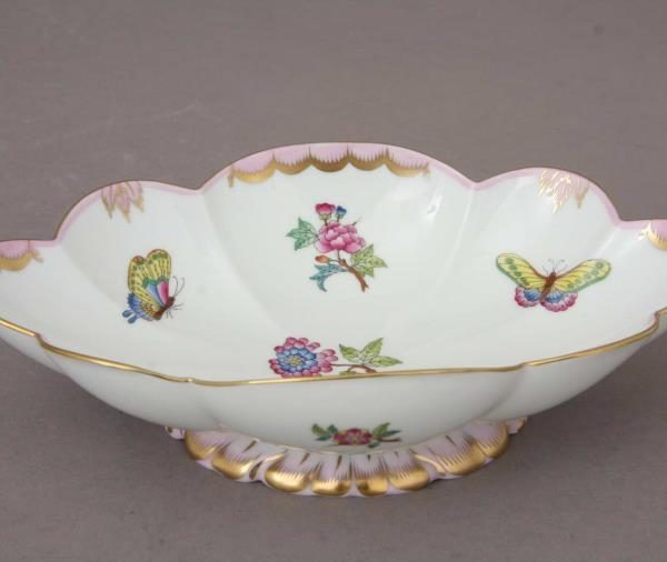 Oval Bowl INDIAN BASKET YELLOW