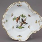 Fruit dish - Rothschild Bird