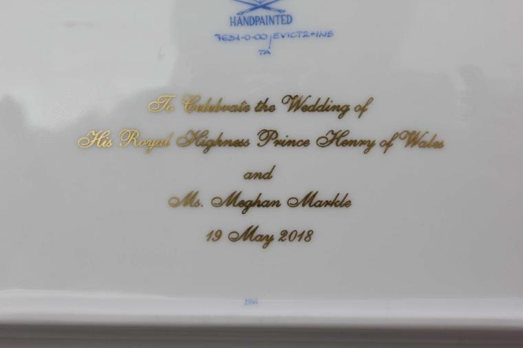 Royal Wedding Gift