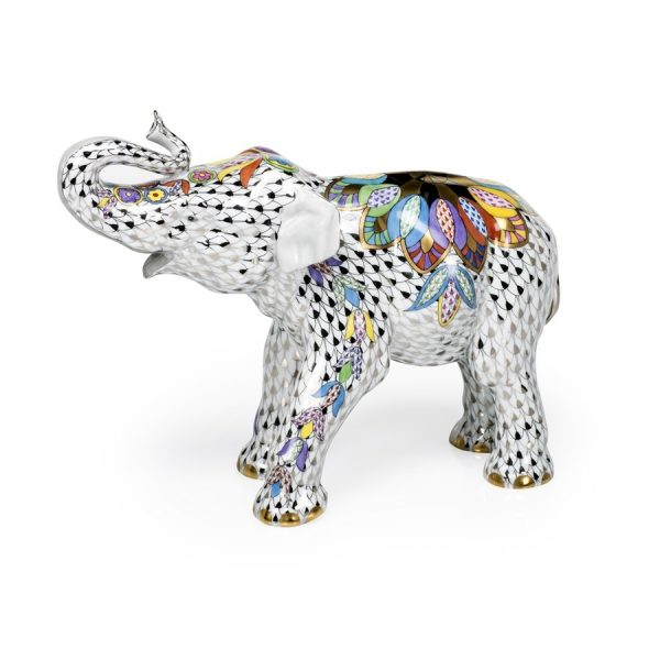 Herend Opulent Elephant Reserve Collection Limited to 150 pcs.