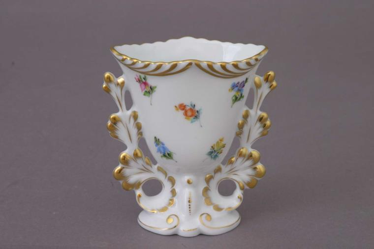 Herend Kimberly small baroque style vase