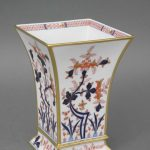 Canton design is painted in Chinoiserie and Oriental Style and only painted and signed by Master Painters
