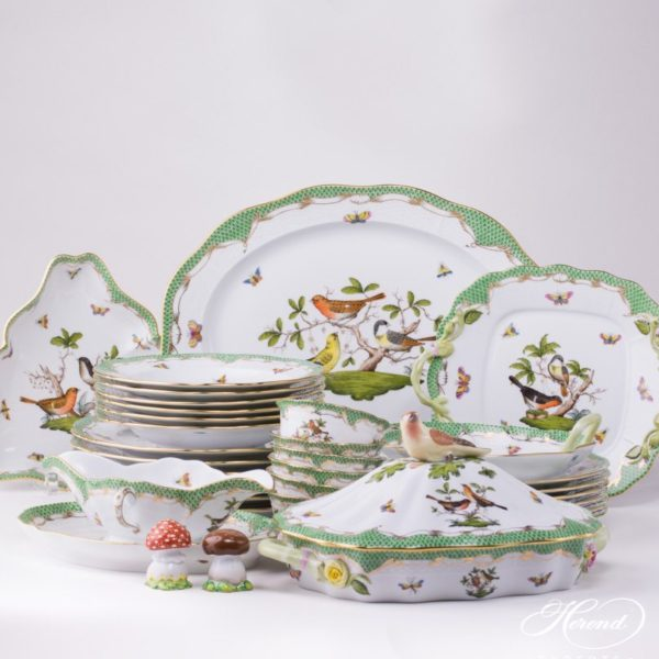 Herend-Rothschild-dinner-set-133-3