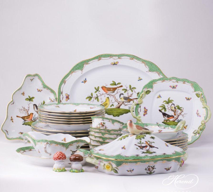 Herend-Rothschild-dinner-set-133-3
