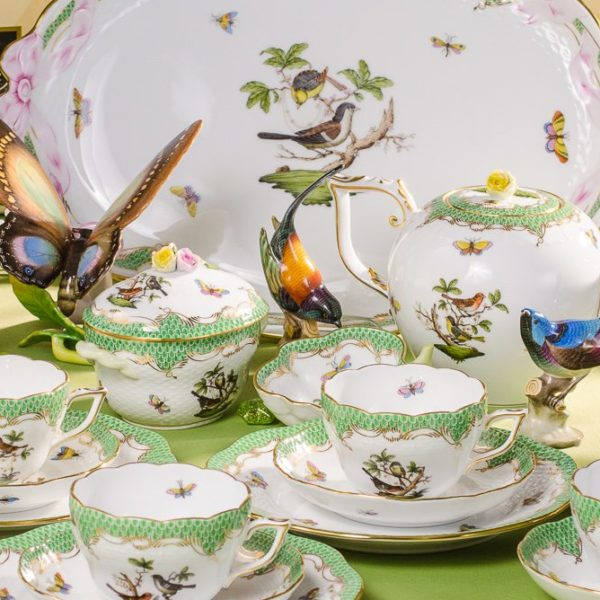 Herend-Porcelain-RO-ETV-Tea-Set-1