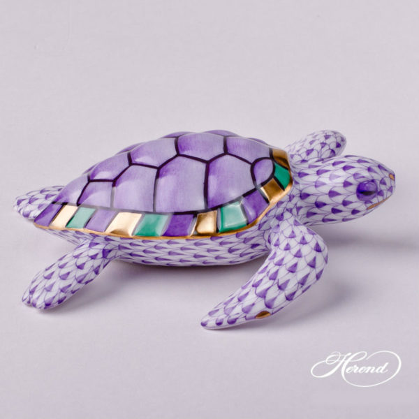 Turtle-15460-0-00-VHL-3 Animal Figurine