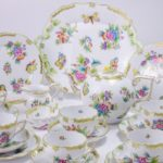 VBO-Tea Set for 6 Herend