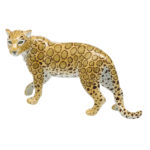 16031-0-00 VHSP114 Jaguar Herend Animal Figurines-2
