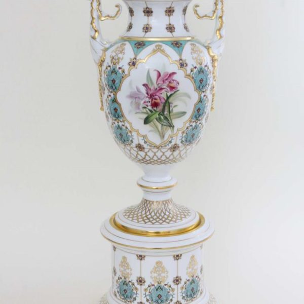 06662-0-00 SP988 Masterpiece LImited Edition Vase