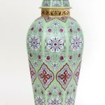 Herend Porcelain Limited Editon vase CAIRO 06576015 SP983