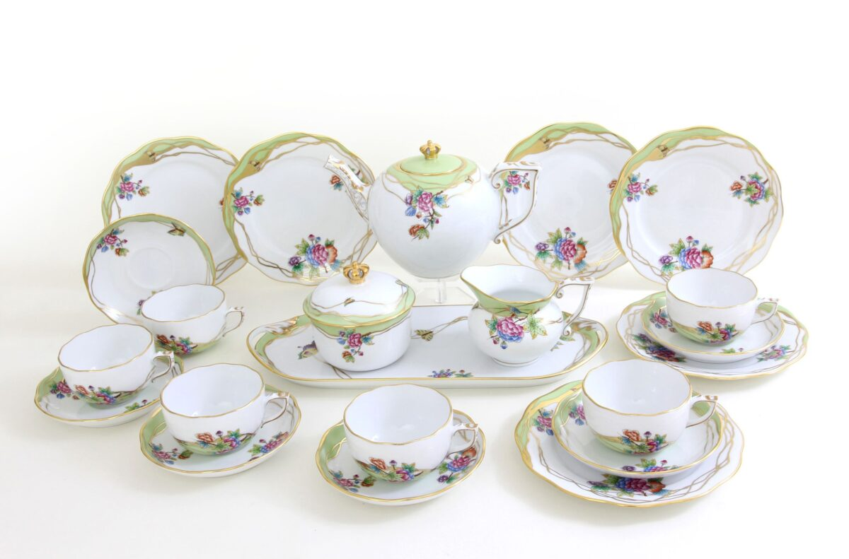 Royal Elegance Limited Edition Tea Set