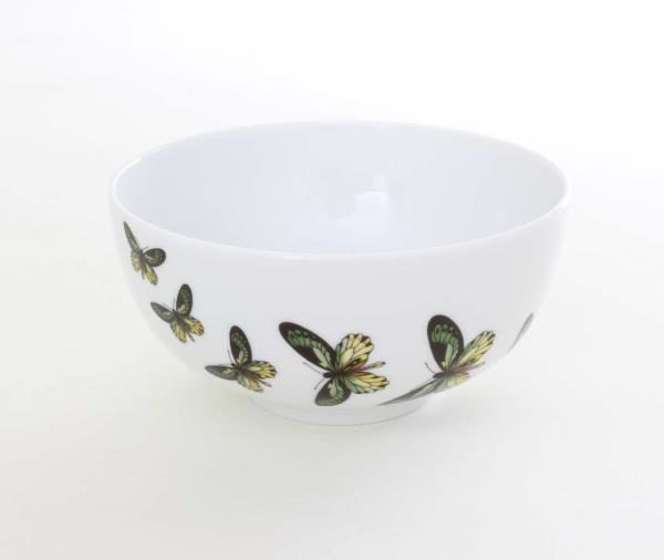Herend Butterfly Bowl 02359-0-00 PLIG