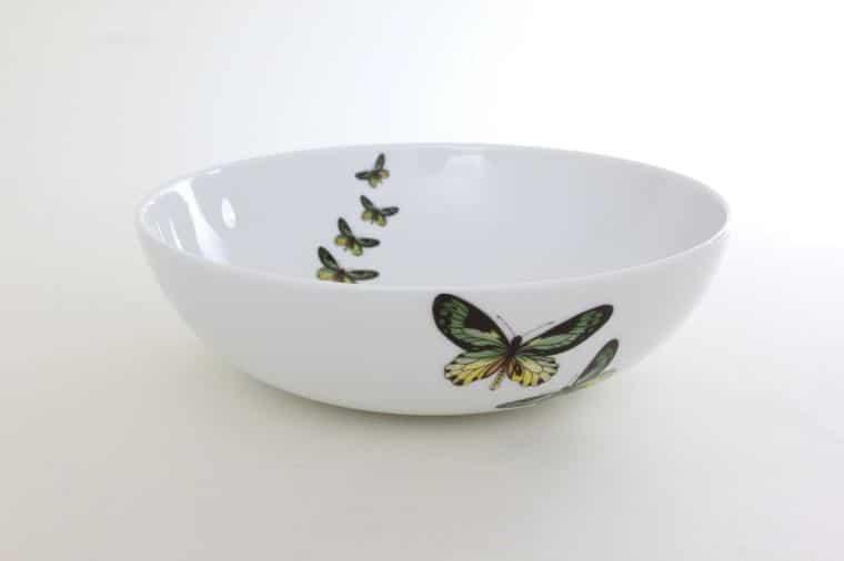 02366-0-00 PLIG Bowl Butterfly