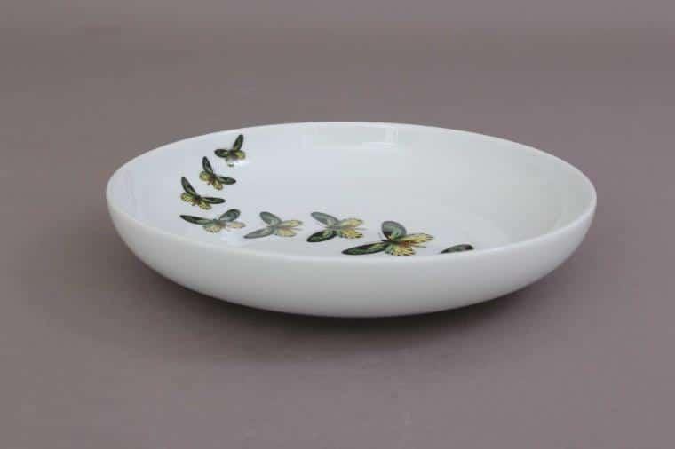 Soup plate - Butterfly Fluttering Spirits 02539-0-00 PLIG