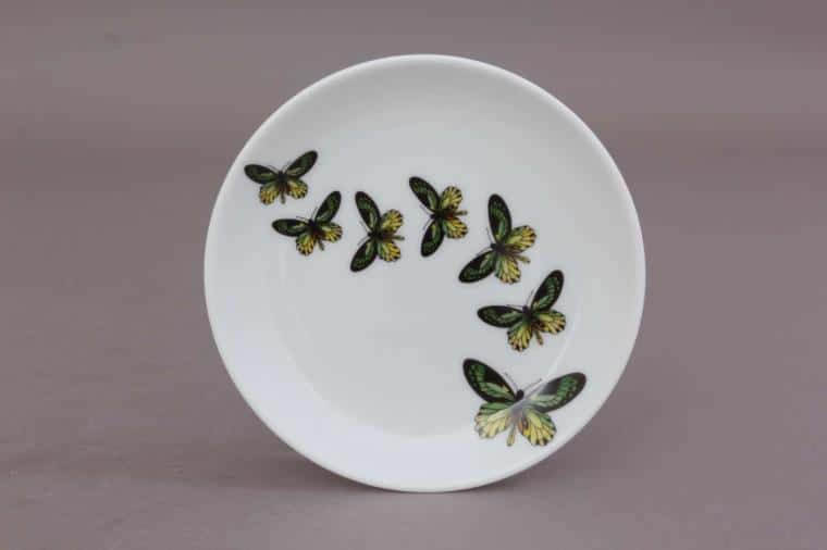 02723-2-00 PLIG Butterfly Teacup and Saucer FLuttering Spirits