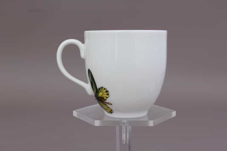 Mug and Saucer - Butterfly Fluttering Spirits 02725-2-00 PLIG