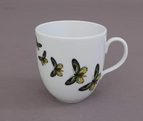 Mug and Saucer - Butterfly Fluttering Spirits 02725-2-00 PLIG