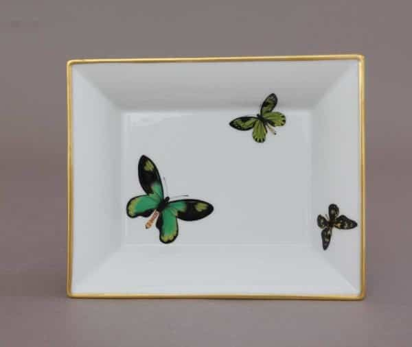 07632-0-00 PLVT-4 mEDIUM butterfly jewelry plate