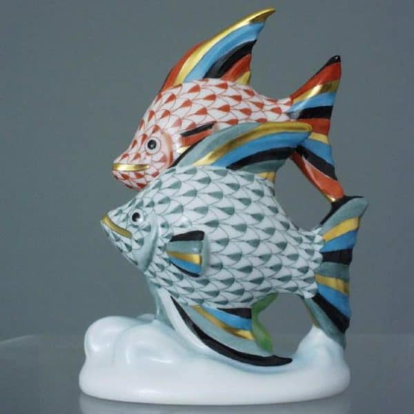15273-0-00 VH+VHFV Herend Sail Fish
