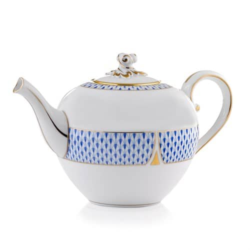 herend-fishnet-tea-pot-blue_lg