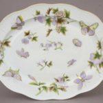 00102-0-00 EVICT1 Medium Oval Dish Herend FIne China