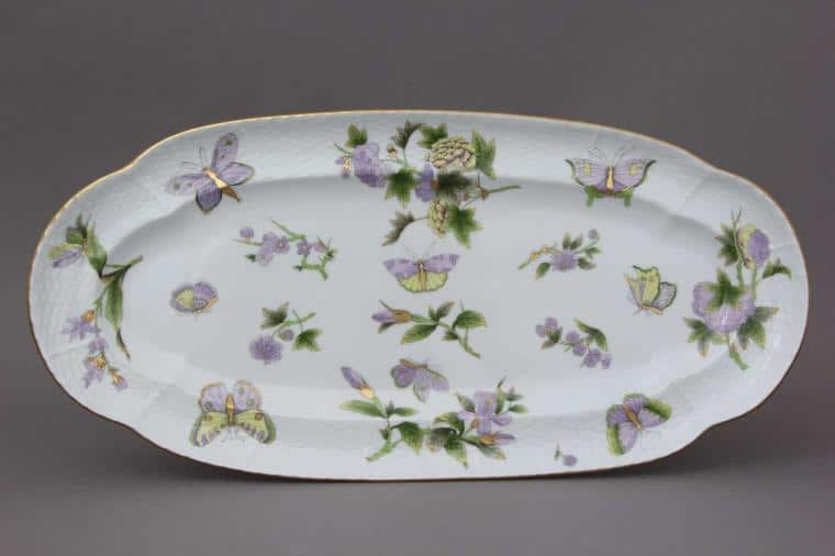 00143-0-00 EVICT1 small Fish Fish Herend Porcelain Royal Garden