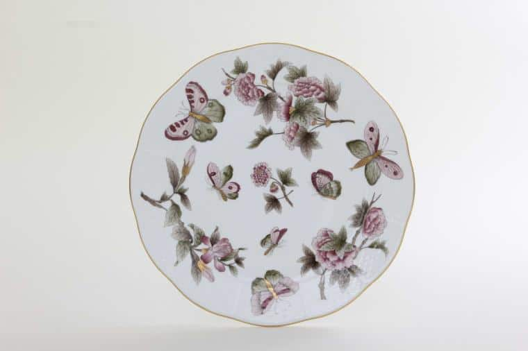 00524-0-00 VICT2 Pastel Victoria Dinner Plate