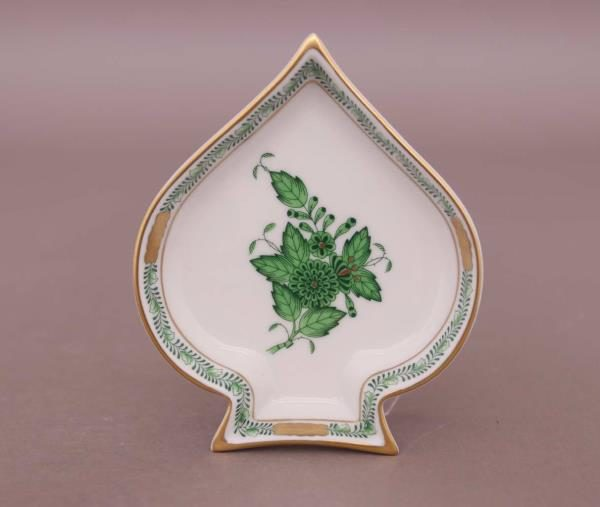 Herend Spades Plate Decor 07690-0-00 AV