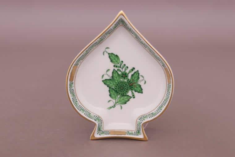 Herend Spades Plate Decor 07690-0-00 AV