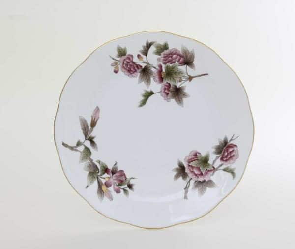 20524-0-00 VICTF2 Pastel Victoria Flower Herend China Dinner Plate
