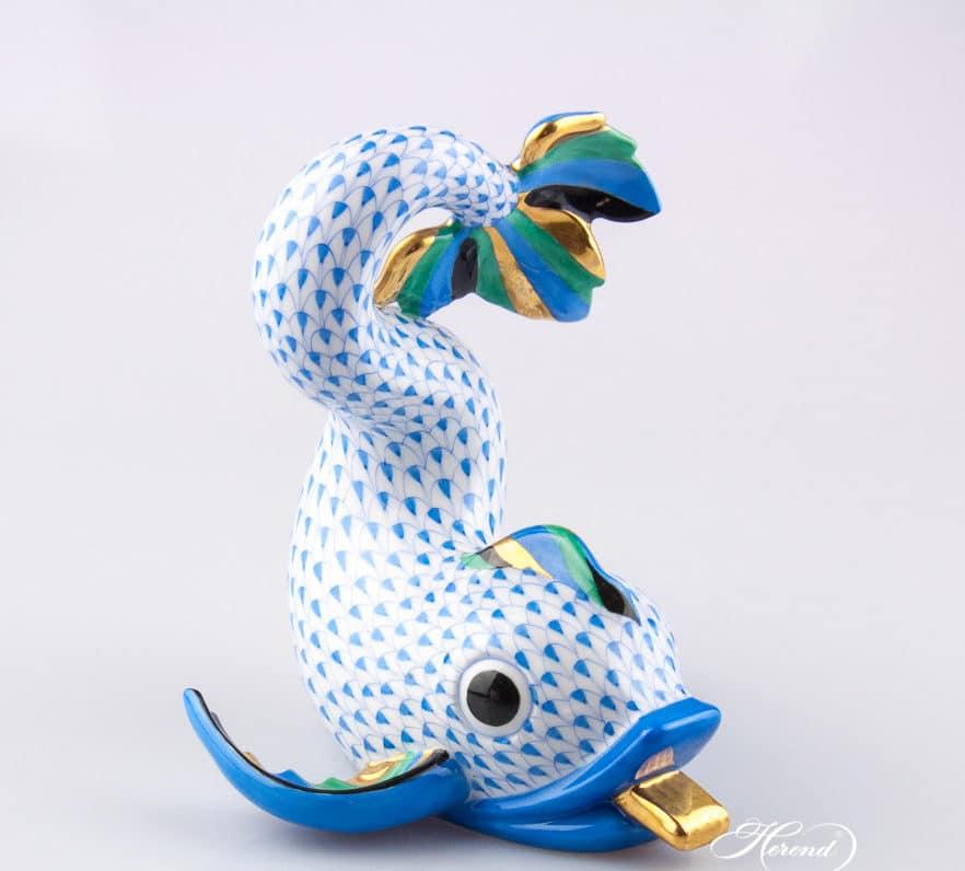 Dolphin-15398-0-00-VHB-Herend-Animal-Figurine-8
