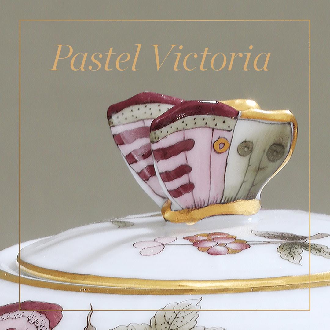 Pastel Victoria Herend New Decor