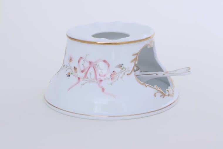 02455-0-00 EDENPS Herend Fine China Tea Stove