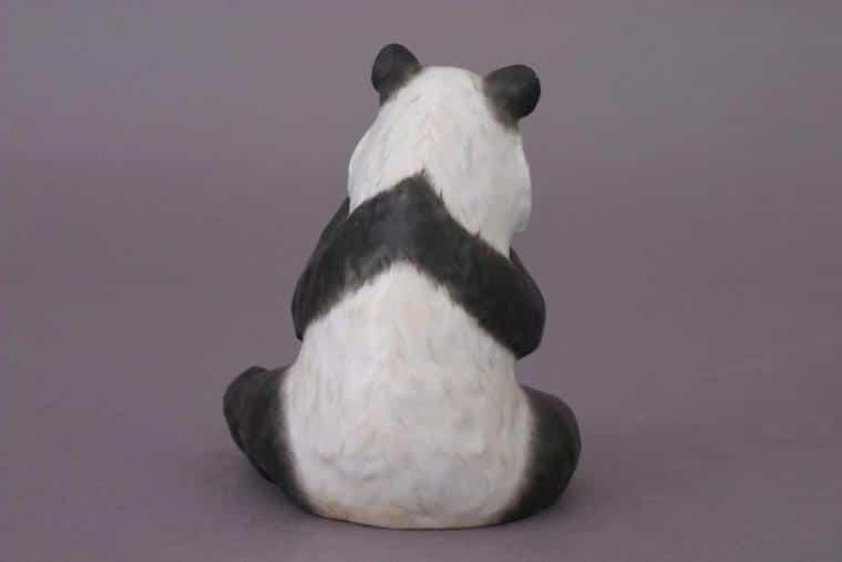 15348-0-00 MCD Panda Bear Herend Figurine