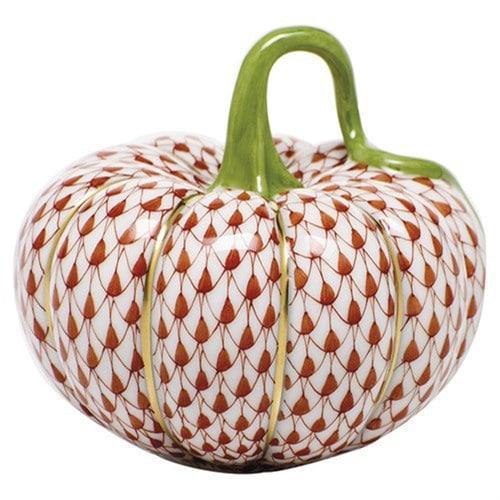 herend+cinderella+pumpkin