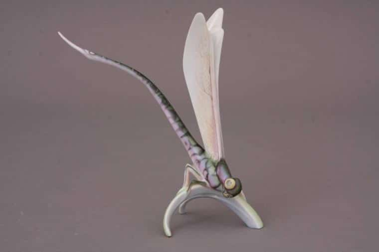 4947-Dragonfly-Natural Painting Figurine