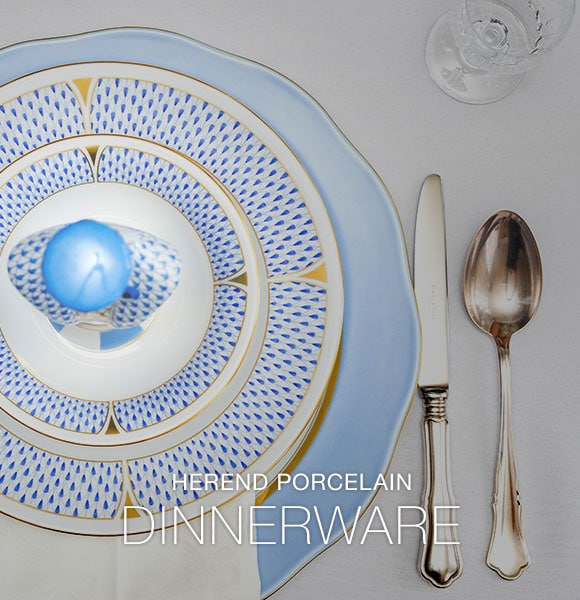 Dinnerware Herend Porcelain