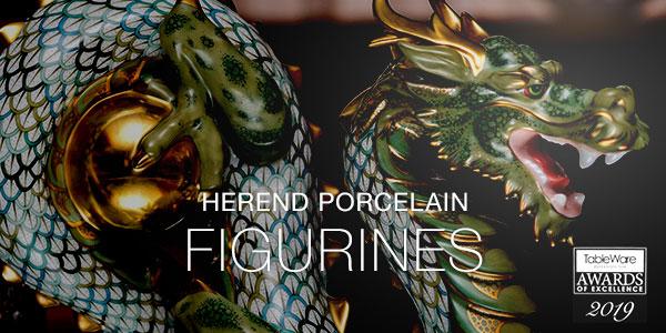 Figurine Herend Porcelain