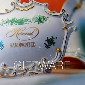Giftware Herend Porcelain