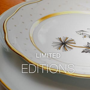 Limited Editions Herend Porcelain