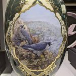 Herend Falcon Masterpiece Vase Limited Edition to 10 pcs.jpg