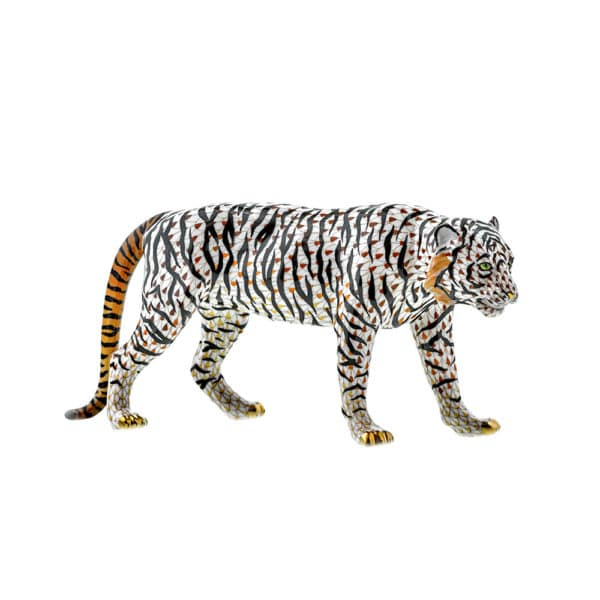 Sumatran Tiger Limited Edition Figurine